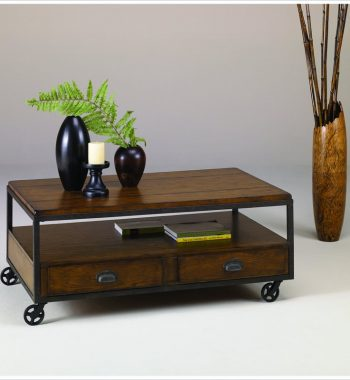 Baja Rectangular Cocktail Table