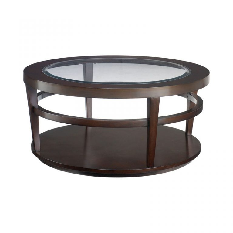 Urbana Round Cocktail Table