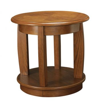 Ascend Round End Table