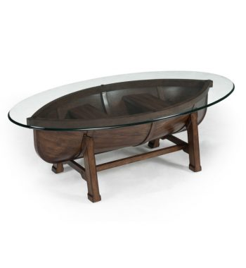 Beaufort Oval Cocktail Table