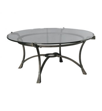 Sutton Round Cocktail Table