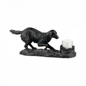 Dog Voitive - Candle Holder