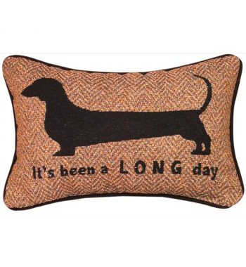 Its Been A Long Day - Word Pillow