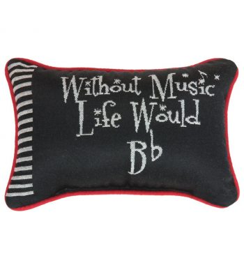 Take Note - Word Pillow