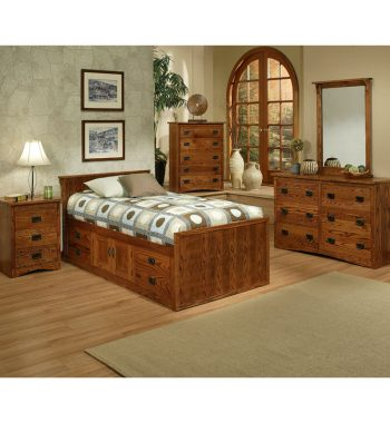 Mission Oak Youth Bedroom Set · Kids Bedroom Sets