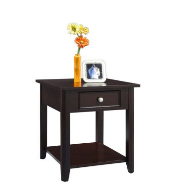 Metro 1 Drawer End Table