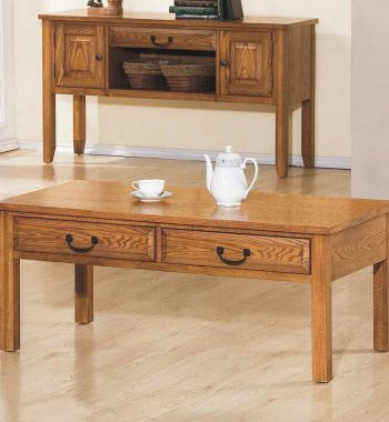 Zahara 48 Inch Coffee Table