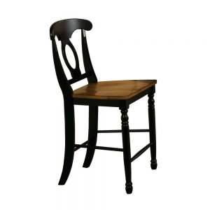 "Quails Run 24"" Napoleon Barstool ( Set of 2 )"