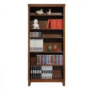 72 Inch - Open Bookcase