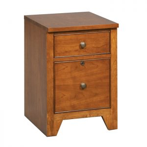 16 Inch - 2 Drawer File Cabinet