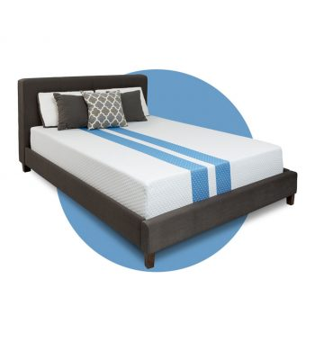Rally Medium Memory Foam Full Mattress