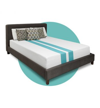 Rally Plush Memory Foam Twin Mattress