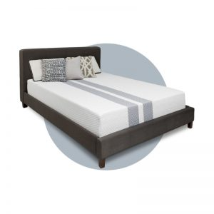 Rally Firm Memory Foam Full Mattress