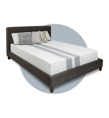Rally Firm Memory Foam Cal King Mattress