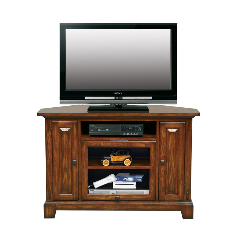 Zahara Medium Oak 47 Quot Corner Tv Stand By Winners Only